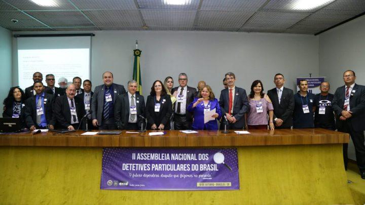 ASSEMBLEIA NACIONAL DOS DETETIVES APRESENTA NOVO TEXTO DO PL 9323/17