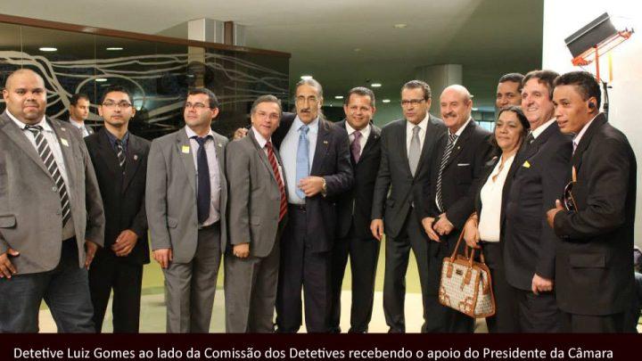 PRESIDENTE DA ANADIP DO BRASIL ACOMPANHA VOTAÇÃO DO PROJETO DE REGULAMENTAÇÃO DA PROFISSÃO