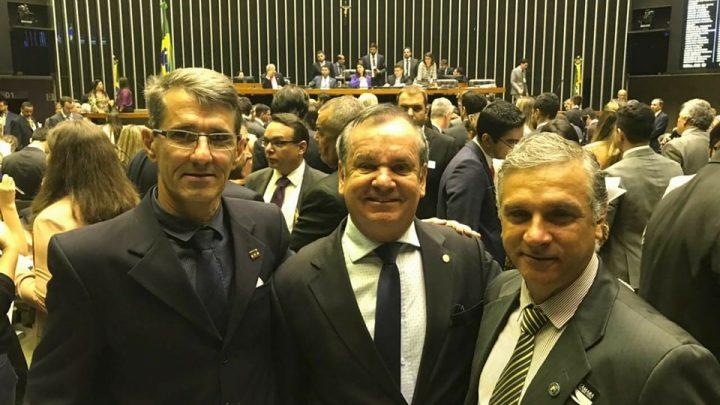REUNIÃO DE ARTICULAÇÃO POLÍTICA EM APOIO AO PL 9323/17